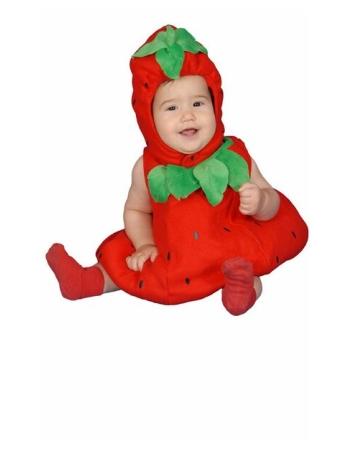 How To Make a Modern Strawberry Shortcake Costume - The
