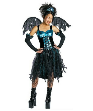 Aqua Fairy Costume – Kids/teen Costume