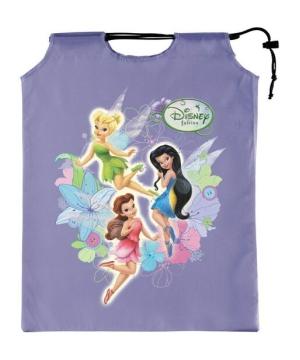 disney fairies drawstring treat bag