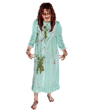 Exorcist Regan Costume - Adult Costume