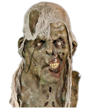 Fish Food Zombie Adult Mask