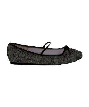 Flat Ballet Glitter - Kids Shoes