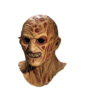 Freddy Krueger Adult Mask deluxe