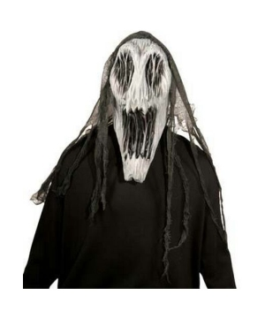 Gaping Wraith Mask - Adult Mask