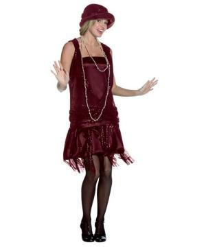 Gatsby Girl Costume - plus size Costume