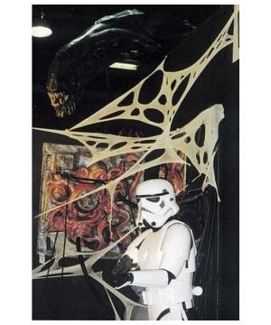 Ghastly Cloth - Halloween Decoration