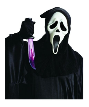 Horror Ghost Face Adult Mask