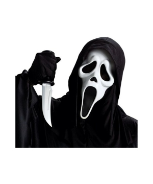 Ghost Face Adult Accessory Mask