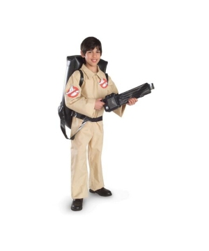 Ghostbuster Kids Costume