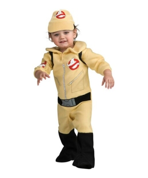 Ghostbusters Boy Costume - Baby Costume