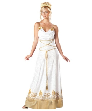 Golden Greek Goddess Women's Costume