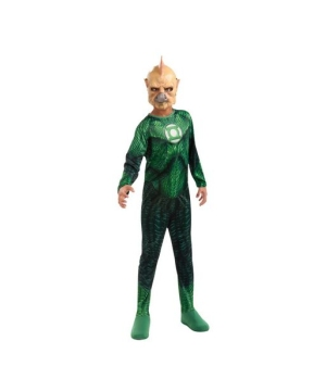 Green Lantern Tomar-re Costume - Kids Costume