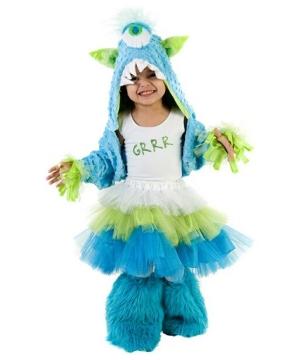 Grrr Monster Kids Costume