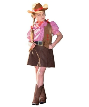 Gunslinger Girl Costume - Kids Costume
