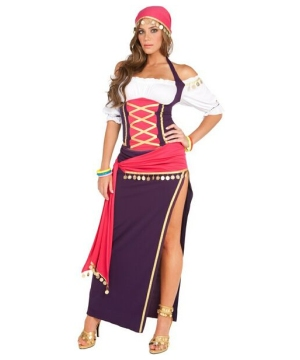 Gypsy Maiden Sexy Adult Costume