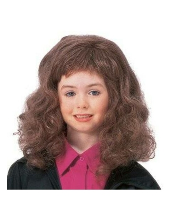 Harry Potter Hermione Granger Kids Wig