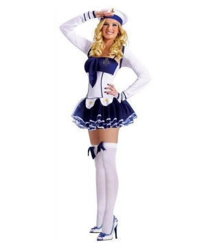 Marine Hottie Adult Costume
