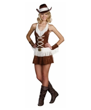 Howdy Partner Teen Costume