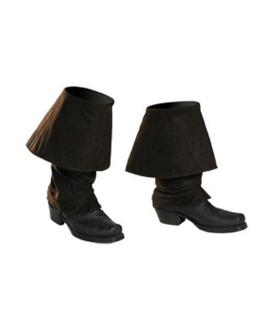 Jack Sparrow Boot Kids Pirate Boot Covers