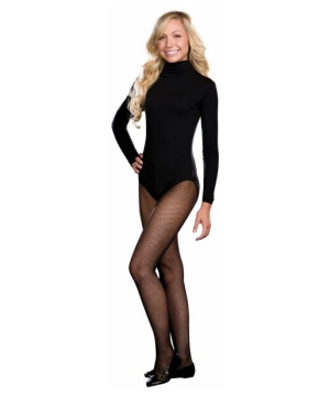 Black Leotard Dancewear Teen