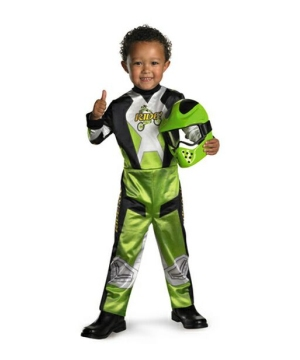 Little Motocross Toddler Costume