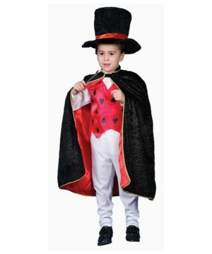 Magician Boys Costume