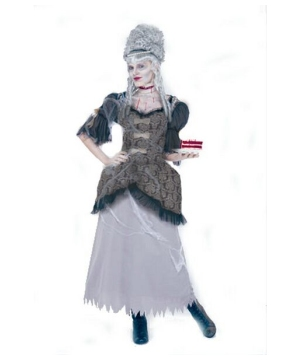 Ghost Stories Marie Antoinette Adult Costume