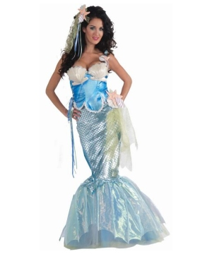 Mermaid Women Costume deluxe