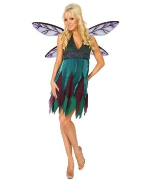 Midnight Dragon Fly Adult Costume