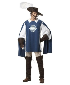 Musketeer Costume - Adult Costume