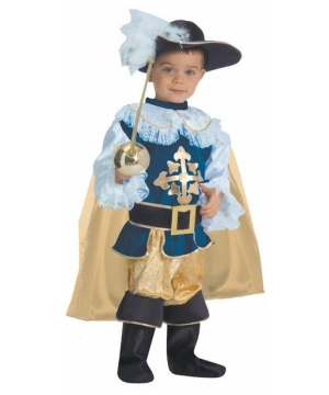 Musketeer Boys Costume