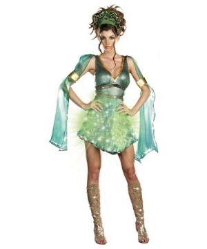 Mythical Medusa Adult Costume