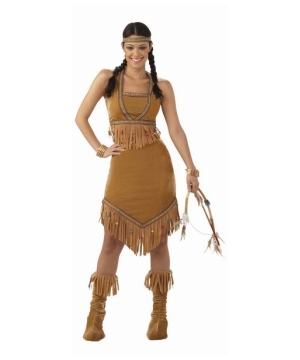 Native American Princess Women Costume
