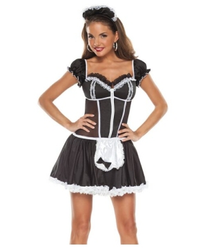 Naughty Maid Adult Costume