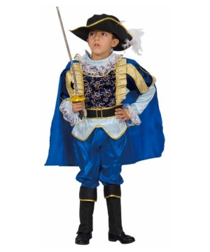 Nobel Knight Kids Costume