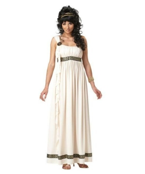 Olympic Goddess Women Costume