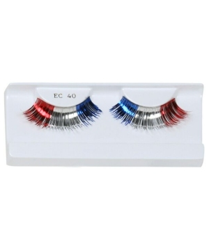 Patriotic Adult Eyelashes
