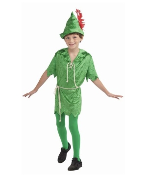 Peter Pan Boy Costume
