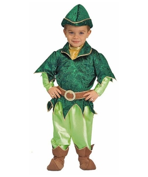 Peter Pan Neverland Boys Costume