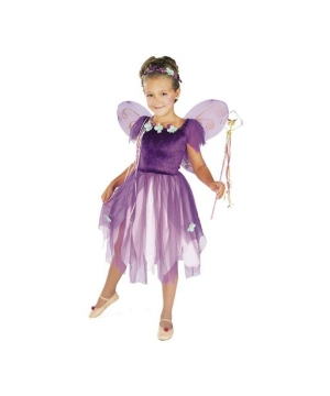 Plum Pixie Kids Costume