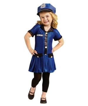 Police Chief Toddler Costume