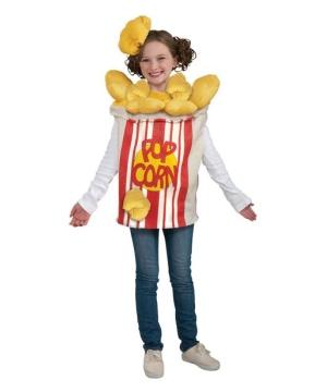 Pop Corn Costume - Kids Costume