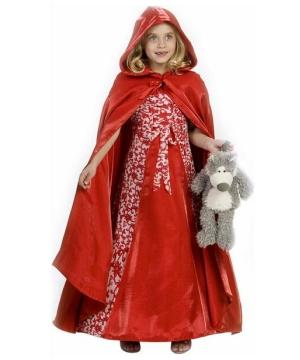 Princess Red Riding Hood Girls Costume