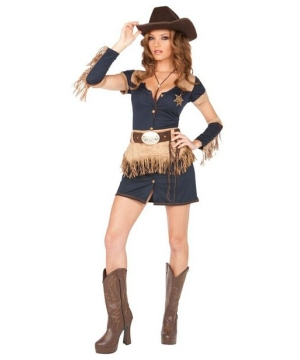 Quickdraw Cutie Costume - Adult Costume