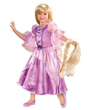 rapunzel girls costume