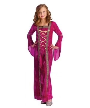 Renaissance Kids Costume