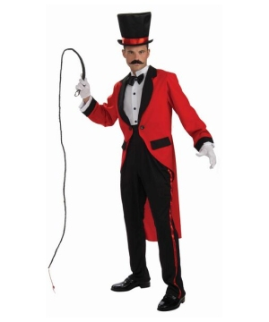 Ring Master Man Adult Costume