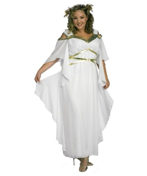 Roman Goddess Costume - Adult plus size Costume