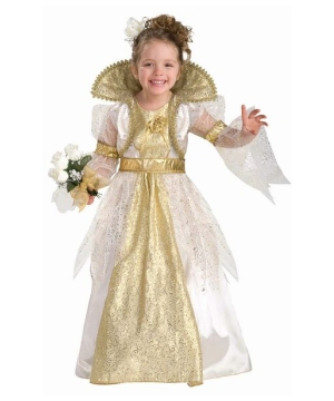 Royal Bride Costume - Girl Costume