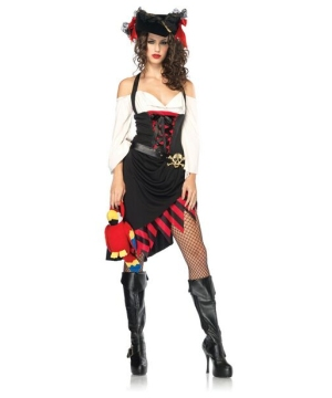 Saucy Wench Costume - Adult Costume